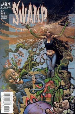 Swamp Thing Vol. 3 (2000-2001) #7