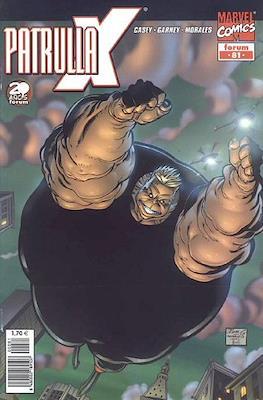 Patrulla-X Vol. 2 (1996-2005) (Grapa) #81