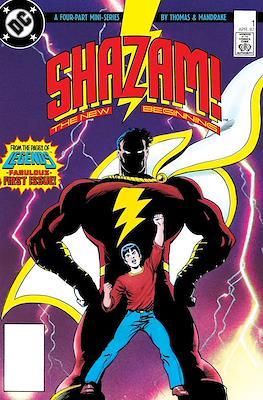 Shazam!: The New Beginning (Grapa) #1