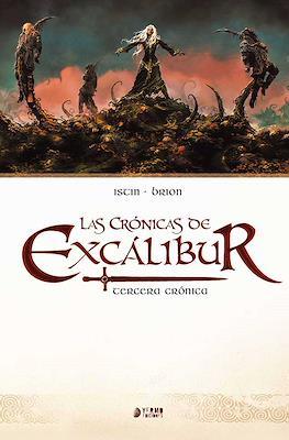 Las Crónicas de Excálibur (Cartoné 128 pp) #3