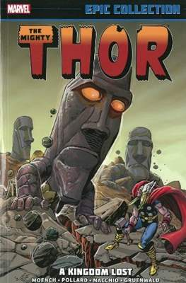 Thor Epic Collection (Softcover) #11
