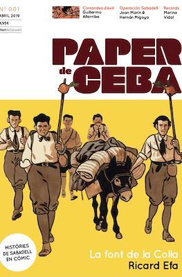 Paper de Ceba (Grapa) #1