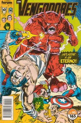 Los Vengadores Vol. 1 (1983-1994) (Grapa) #90