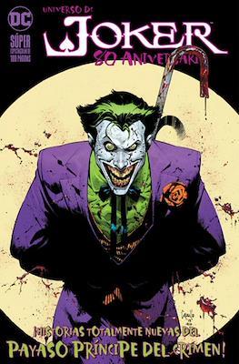 Joker: 80 Aniversario - Súper Espectacular de 100 páginas