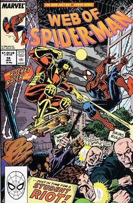 Web of Spider-Man Vol. 1 (1985-1995) (Comic-book) #56
