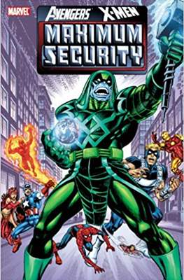 Avengers / X-Men: Maximum Security