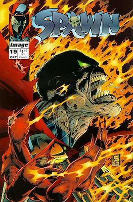 Spawn (Comic Book) #19