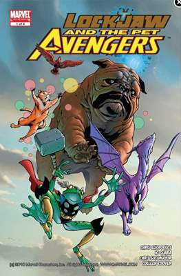 Lockjaw and the Pet Avengers (Digital) #1