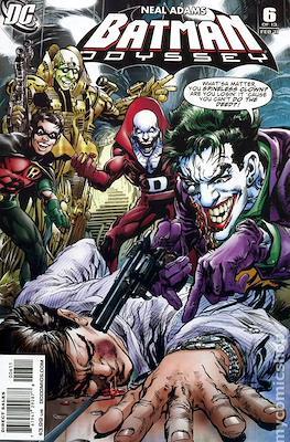Batman: Odyssey Vol. 1 (2010-2011) (Comic Book) #6