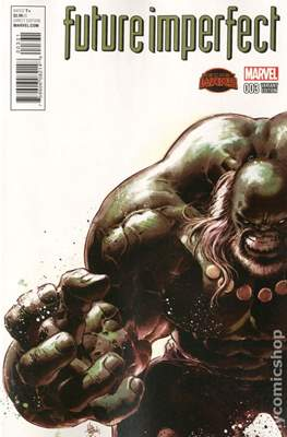 Future Imperfect (Variant Cover) #3