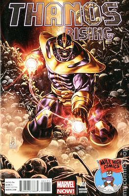 Thanos Rising (Variant Cover) (Comic Book) #1.5