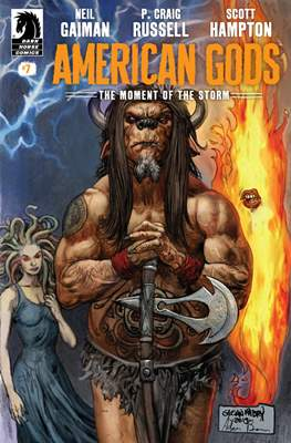 American Gods: The Moment of the Storm #7