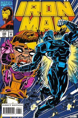 Iron Man Vol. 1 (1968-1996) (Comic book) #296