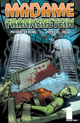 Madame Frankenstein (Grapa) #7