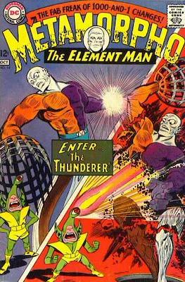 Metamorpho (Vol. 1 1965-1968) (Comic Book) #14