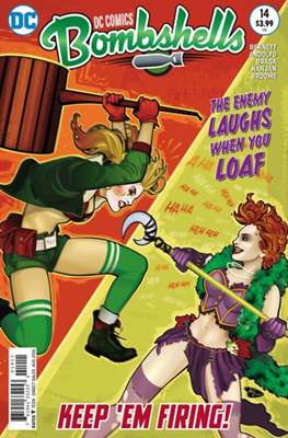 DC Comics: Bombshells (Comic Book) #14