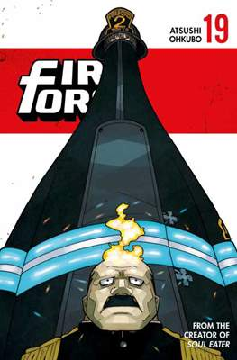 Fire Force (Paperback) #19