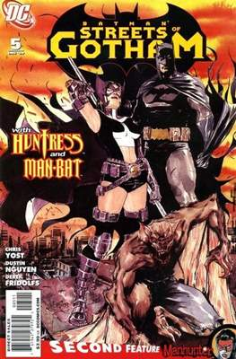 Batman: Streets of Gotham (2009-2011 Saddle-stitched) #5