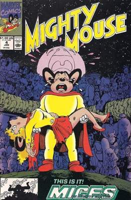 Mighty Mouse (Comic-book.) #4