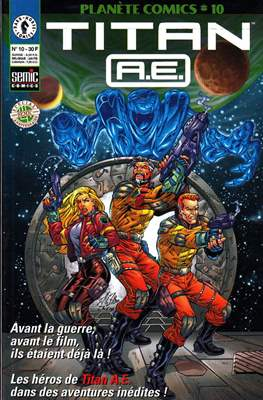 Planète Comics Vol. 2 (Broché) #10