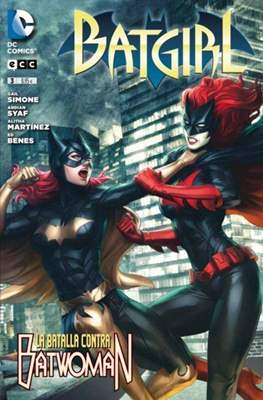 Batgirl (Rústica) #3