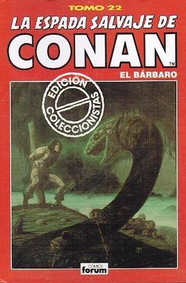La Espada Salvaje de Conan el Bárbaro. Edición coleccionistas (Rojo) #22