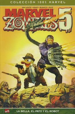Marvel Zombies 5. La bella, el pato y el robot