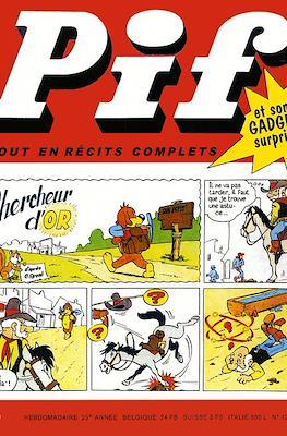 Pif Gadget / Le nouveau Pif et son Gadget / Pif / Pif le Journal