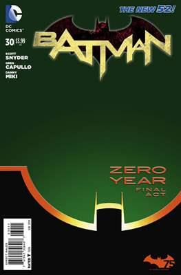 Batman Vol. 2 (2011-2016) (Comic Book) #30