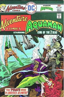 New Comics / New Adventure Comics / Adventure Comics (1935-1983; 2009-2011) (Saddle-Stitched) #441