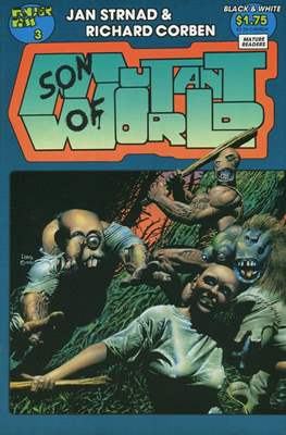 Son of Mutant World (Comic Book) #3