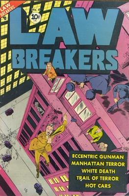 Lawbreakers (Saddle-stitched) #4
