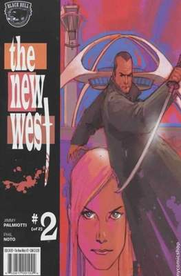 The New West (Comic Book) #2