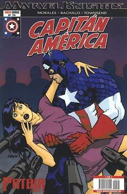 Capitán América vol. 5 (2003-2005) #25