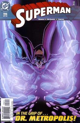 Superman Vol. 2 (1987-2006) (Comic Book) #196