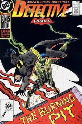 Detective Comics Vol. 1 (1937-2011; 2016-) (Comic Book) #589