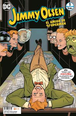 Jimmy Olsen: El amigo de Superman (Grapa) #1