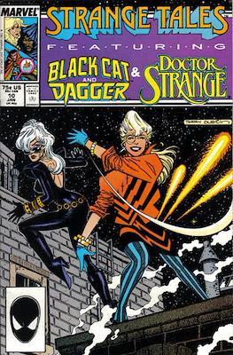 Strange Tales Vol. 2 (1987-1988) (Comic-book.) #10