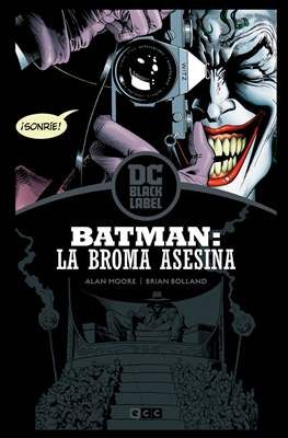 Batman: La Broma Asesina - DC Black Label