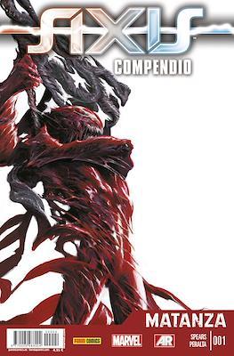 Vengadores y Patrulla-X: Axis - Compendio (2015) #1