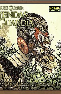 Mouse Guard. Leyendas de la Guardia #3