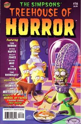 The Simpson's Treehouse of Horror #16