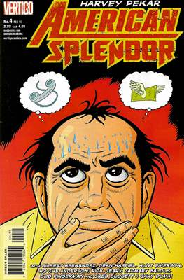 American Splendor (2006) (Comic book) #4