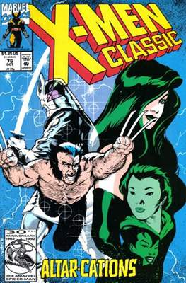 Classic X-Men / X-Men Classic (Comic Book) #76