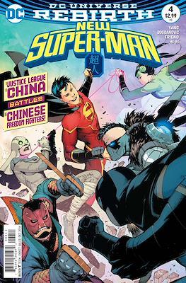 New Super-Man (Comic-Book) #4
