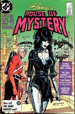 Elvira's House of Mystery #7