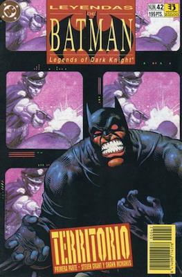 Leyendas de Batman. Legends of the Dark Knight #42