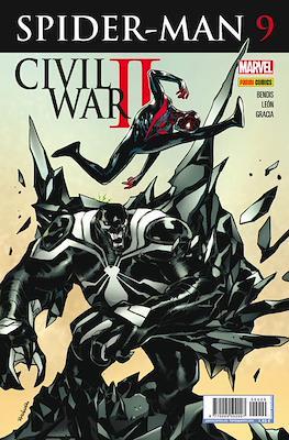Spider-Man (2016-) (Grapa) #9