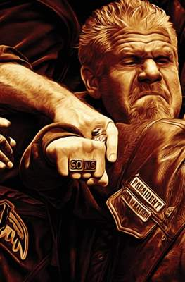 Sons of the Anarchy (Variant Covers) (Comic book) #4