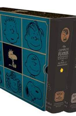 The Complete Peanuts #6